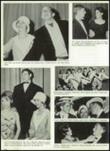 1964 Tupelo High School Yearbook Page 134 & 135
