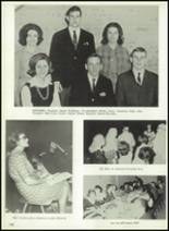 1964 Tupelo High School Yearbook Page 136 & 137