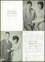 1964 Tupelo High School Yearbook Page 160 & 161