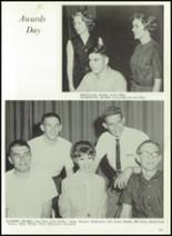 1964 Tupelo High School Yearbook Page 164 & 165