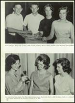 1964 Tupelo High School Yearbook Page 166 & 167