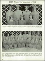 1964 Tupelo High School Yearbook Page 170 & 171