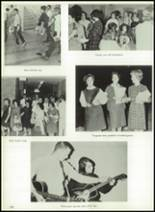 1964 Tupelo High School Yearbook Page 176 & 177