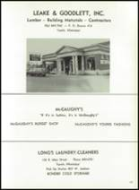 1964 Tupelo High School Yearbook Page 180 & 181