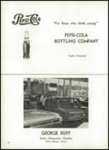 1964 Tupelo High School Yearbook Page 182 & 183