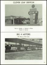 1964 Tupelo High School Yearbook Page 186 & 187