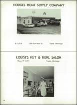 1964 Tupelo High School Yearbook Page 202 & 203