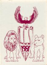 1981 Yearbook Lyons High School