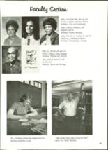 1972 Cairo High School Yearbook Page 20 & 21