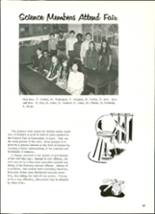 1972 Cairo High School Yearbook Page 50 & 51