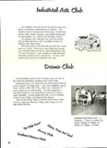 1972 Cairo High School Yearbook Page 54 & 55