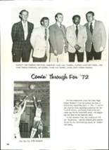 1972 Cairo High School Yearbook Page 58 & 59