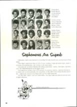 1972 Cairo High School Yearbook Page 84 & 85