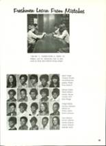 1972 Cairo High School Yearbook Page 88 & 89