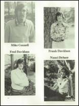 1977 First Presbiterian Day School Yearbook Page 132 & 133