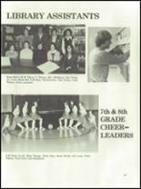 1977 First Presbiterian Day School Yearbook Page 172 & 173