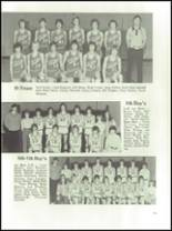 1977 First Presbiterian Day School Yearbook Page 182 & 183