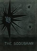1963 Yearbook Sodus High School