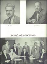1958 Baldwinsville Academy Yearbook Page 12 & 13