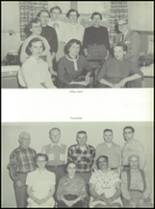 1958 Baldwinsville Academy Yearbook Page 20 & 21