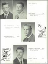 1958 Baldwinsville Academy Yearbook Page 24 & 25