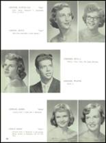 1958 Baldwinsville Academy Yearbook Page 28 & 29