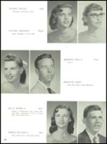 1958 Baldwinsville Academy Yearbook Page 32 & 33