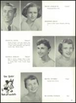 1958 Baldwinsville Academy Yearbook Page 34 & 35