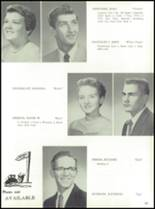 1958 Baldwinsville Academy Yearbook Page 36 & 37