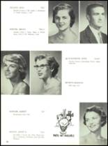 1958 Baldwinsville Academy Yearbook Page 38 & 39