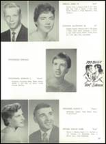 1958 Baldwinsville Academy Yearbook Page 40 & 41