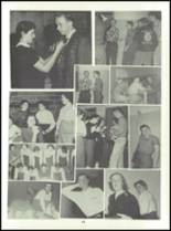 1958 Baldwinsville Academy Yearbook Page 46 & 47