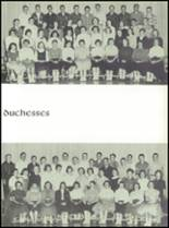 1958 Baldwinsville Academy Yearbook Page 58 & 59