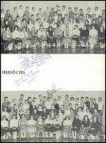 1958 Baldwinsville Academy Yearbook Page 62 & 63