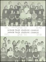 1958 Baldwinsville Academy Yearbook Page 66 & 67