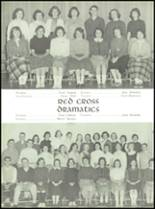 1958 Baldwinsville Academy Yearbook Page 68 & 69