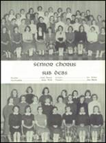1958 Baldwinsville Academy Yearbook Page 72 & 73