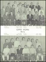 1958 Baldwinsville Academy Yearbook Page 74 & 75