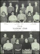 1958 Baldwinsville Academy Yearbook Page 76 & 77