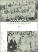 1958 Baldwinsville Academy Yearbook Page 86 & 87