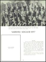 1958 Baldwinsville Academy Yearbook Page 88 & 89