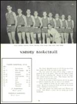 1958 Baldwinsville Academy Yearbook Page 90 & 91