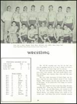 1958 Baldwinsville Academy Yearbook Page 92 & 93