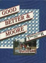 1985 Yearbook Moore High School