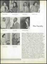 1958 Pomonkey High School Yearbook Page 16 & 17