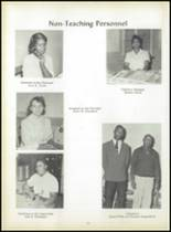 1958 Pomonkey High School Yearbook Page 18 & 19