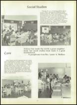 1958 Pomonkey High School Yearbook Page 20 & 21