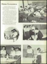 1958 Pomonkey High School Yearbook Page 24 & 25