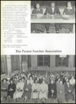 1958 Pomonkey High School Yearbook Page 28 & 29