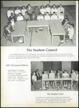 1958 Pomonkey High School Yearbook Page 30 & 31
